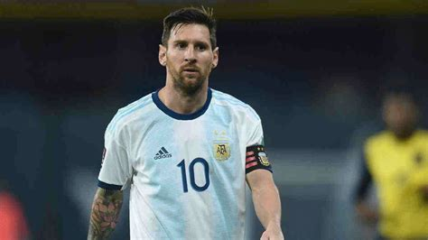 Messi fit for World Cup qualifiers, says Argentina boss ...