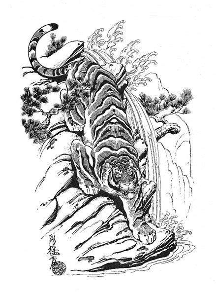 dragons, snakes, birds, skulls Jack Mosher | Tattoo Designs | 虎, アート