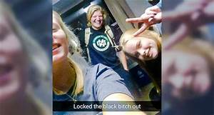 """Locked the Black Bitch Out"": North Dakota Students Film ..."