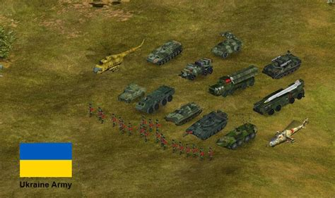 ukraine image fierce war mod for rise of nations