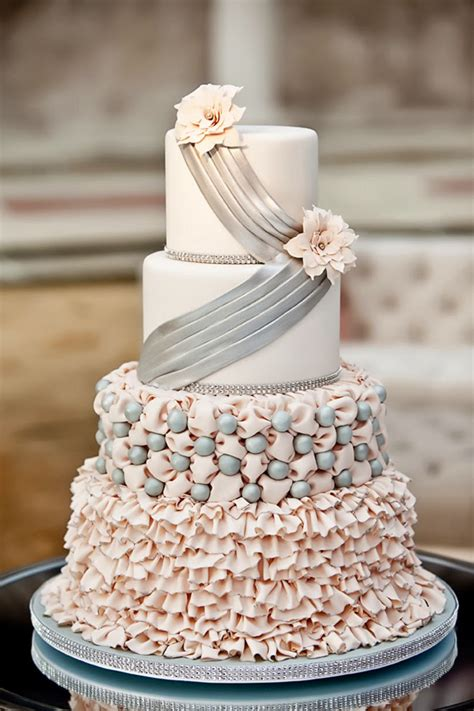 Best Wedding Cakes Of 2013 The Wedding Blog