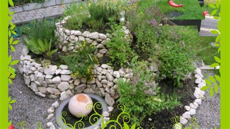 Gartenideen Mit Steinen Youtube