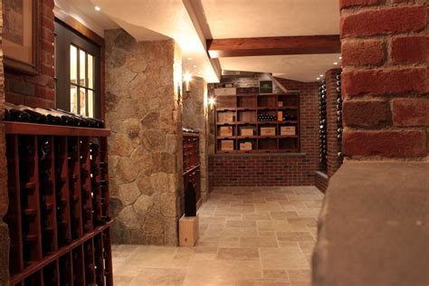 signature custom wine cellars projects gallery wine