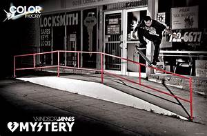 Mystery skateboards – 2 wallpapers Color theory ...