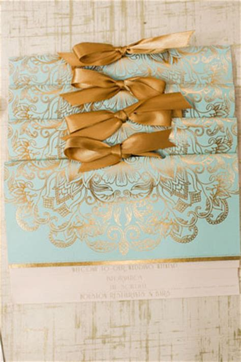 gold mint  teal wedding palette vintage hint