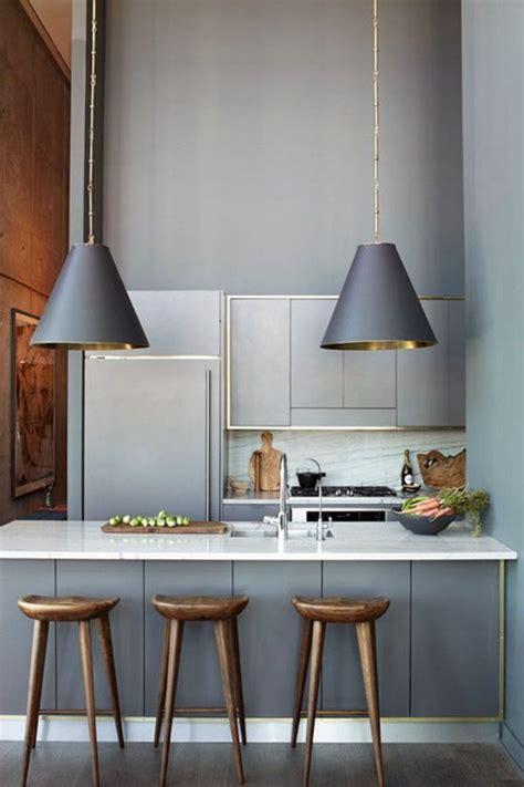 Moderne Küche Farben by Moderne K 252 Chen In Edlen Graunuancen