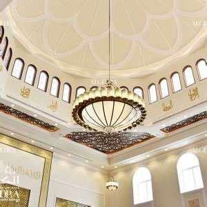 mosque interior design  sharjah