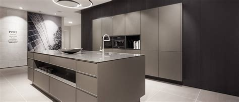 kitchen showroom design estudios siematic expertos en dise 241 ar cocinas de 2541