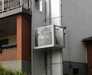 Ascenseur Exterieur Pour Handicapé Prix : tout sur l 39 ascenseur de maison prix et conseils ~ Premium-room.com Idées de Décoration
