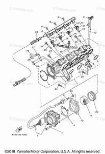 Yamaha Waverunner 2018 Oem Parts Diagram For Intake 1