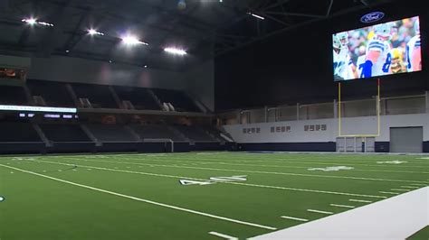 heres       cowboys practice facility