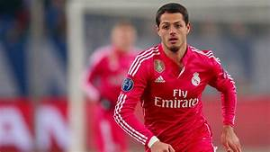 Chicharito Hernandez Future At Real Madrid Is His Decision