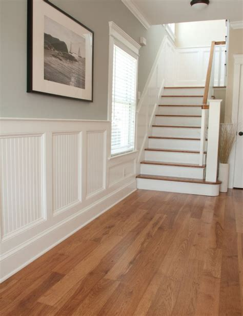 i want to do this wainscoting in my entry i also