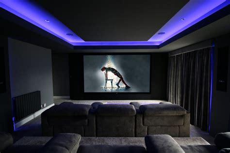 projector based home cinema room hullbridge rayleigh