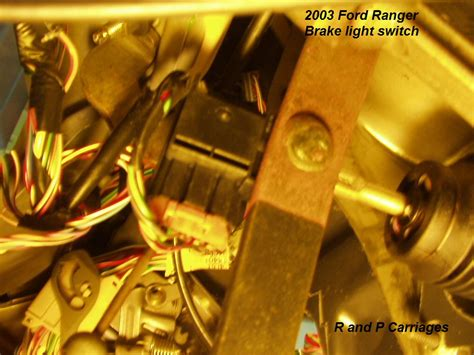 ford ranger truck brake controller installation