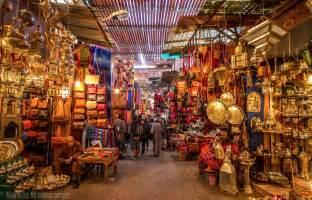 モロッコ:Marrakech: Morocco's Red City