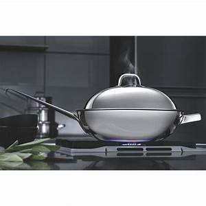 Wmf Chef S Edition : wmf 0767346040 wok pfanne 28 cm mit deckel chef 39 s edition k che haushalt ~ Whattoseeinmadrid.com Haus und Dekorationen