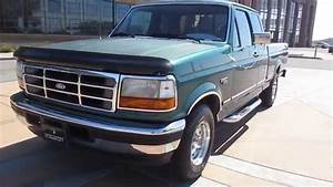 1996 Green Ford F150 Extended Cab Walkaround