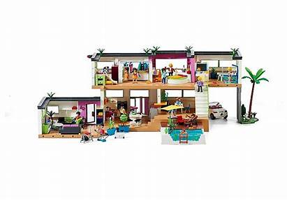 Playmobil 5574 Mansion Modern Luxury Activate Tab