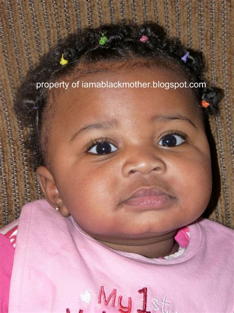 cute black babies hairstyles hair