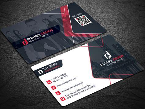 business card   behance