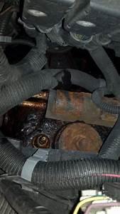 2002 Chevy Trailblazer Power Steering Hoses Schematic