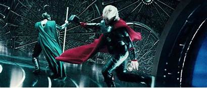 Loki Thor Abilities Avengers Battle Powers Final