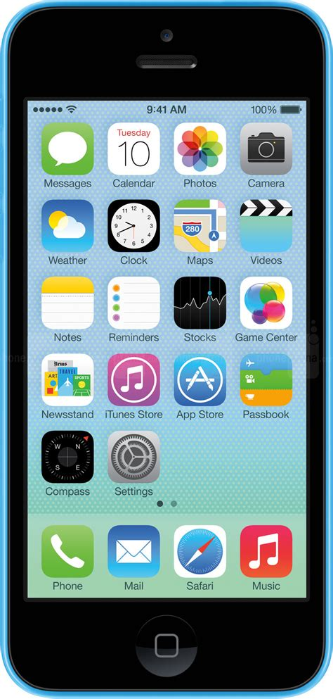 how many inches is a iphone 5c apple iphone 5c size real visualization and comparison