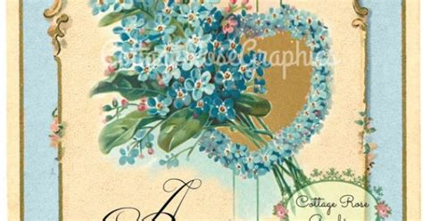 not shabby near me french amour forget me not hearts vintage shabby cottage large digital download ecs buy 3 get