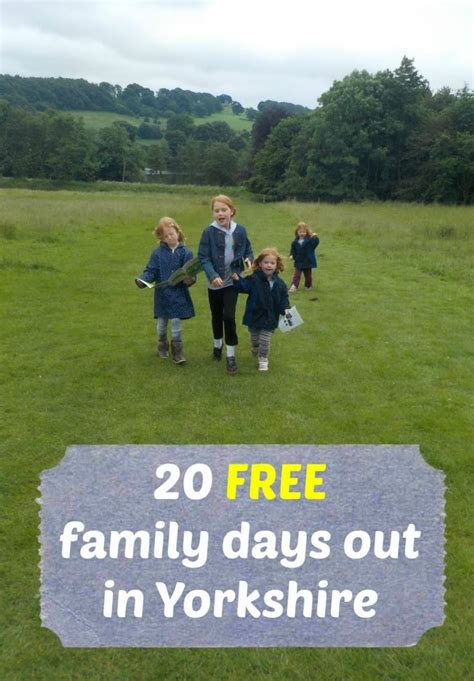 Free Family Days Out in Yorkshire | Days out in yorkshire ...