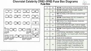 Fuse Box 1981 Gmc C1500
