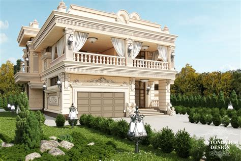Professional Villas Exterior and Interior Design by Antonovich