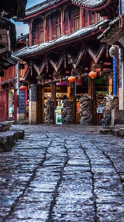 Lijiang Ancient Town Backiee 4k