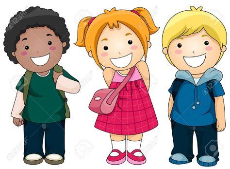 Kids School Clipart