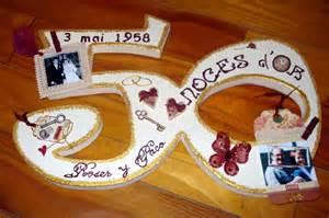 50 ans de mariage carte anniversaire de mariage 50 ans noces dor design bild