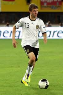 Thomas Muller Germany Soccer Team