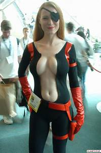 3-D Monster: It's SEXY COSPLAY TIME!!!!