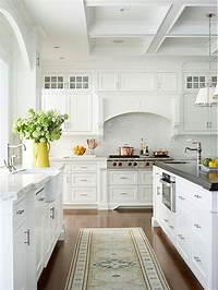 white kitchen designs White Kitchen Decor Ideas - The 36th AVENUE
