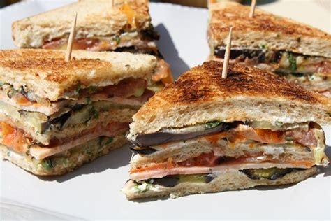 emission cuisine tv sandwich au jambon blanc