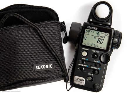 digital master sekonic l 758d light meter profiles podcast 501