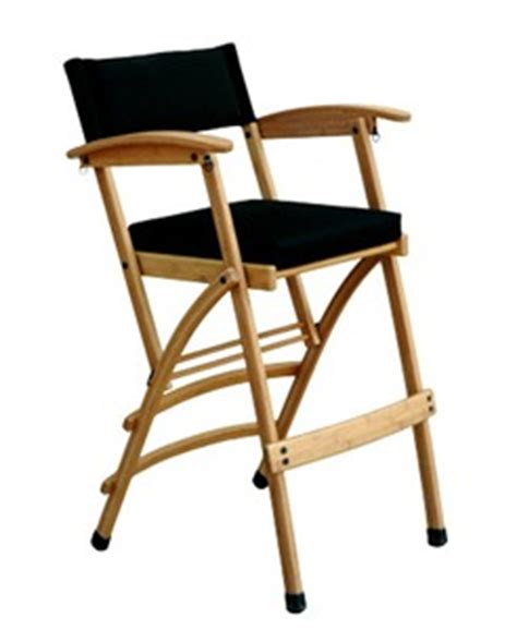 chairs deluxe bamboo director chair
