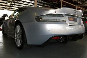 Integrated Rear View Camera System For Aston Martin Dbs