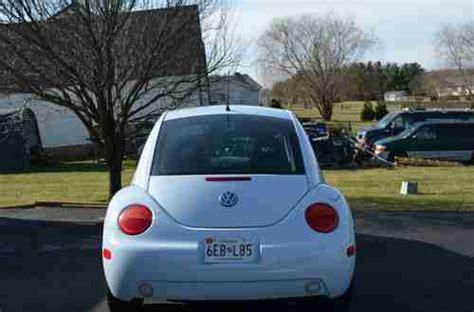 purchase used limited edition vapor blue 2000 volkswagen beetle gls hatchback 2 door 2 0l in
