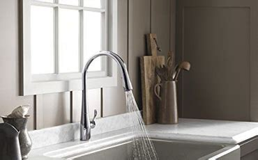 kohler    simplice kitchen faucet review