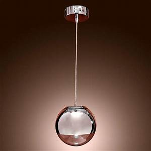 Aliexpress buy new modern globe chrom mirror