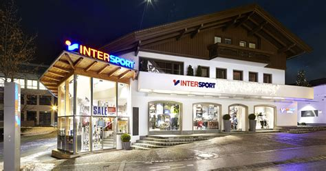 intersport siege social ski rental in the zillertal 3000 region