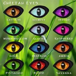 Eye Types – wildkajaerablog