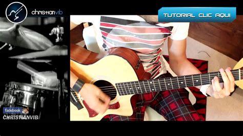 Agua Jarabe De Palo Acordes Agua Jarabe De Palo Acustico Cover Guitarra Demo