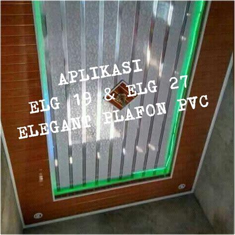 plafon pvc elegant plafon pvc elegant jawa timur