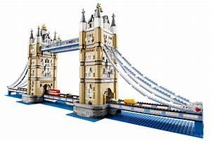 Lego Tower Bridge : official lego london tower bridge is 40 inches long ~ Jslefanu.com Haus und Dekorationen
